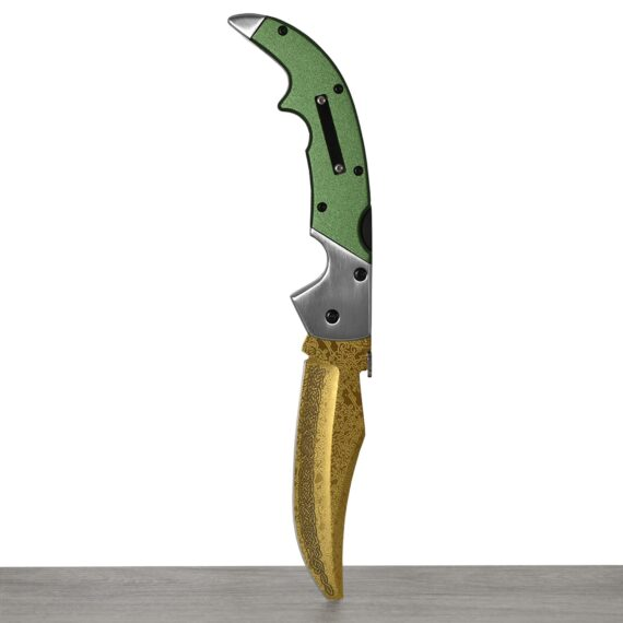 Real CS:GO Falchion Lore - IRL CS GO Knife