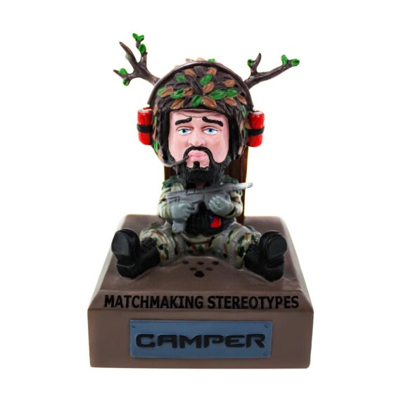 Figurine Fandrops Camper - Figur Fandrops Camper