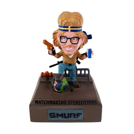 Figurine Fandrops Smurf - Figur Fandrops Smurf