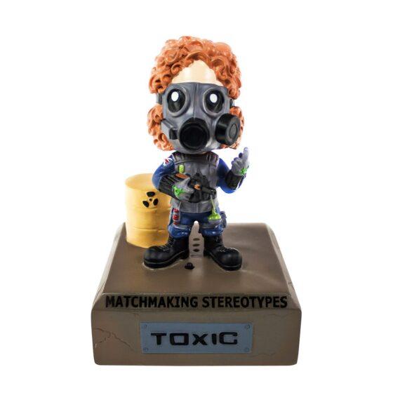 Figurine Fandrops Toxic - Figur Fandrops Toxic