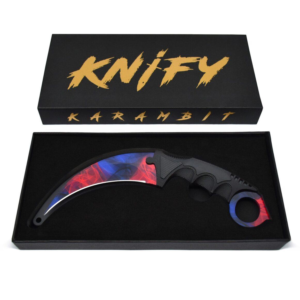 Real CS:GO Karambit Doppler Phase2 - IRL CS GO Knife