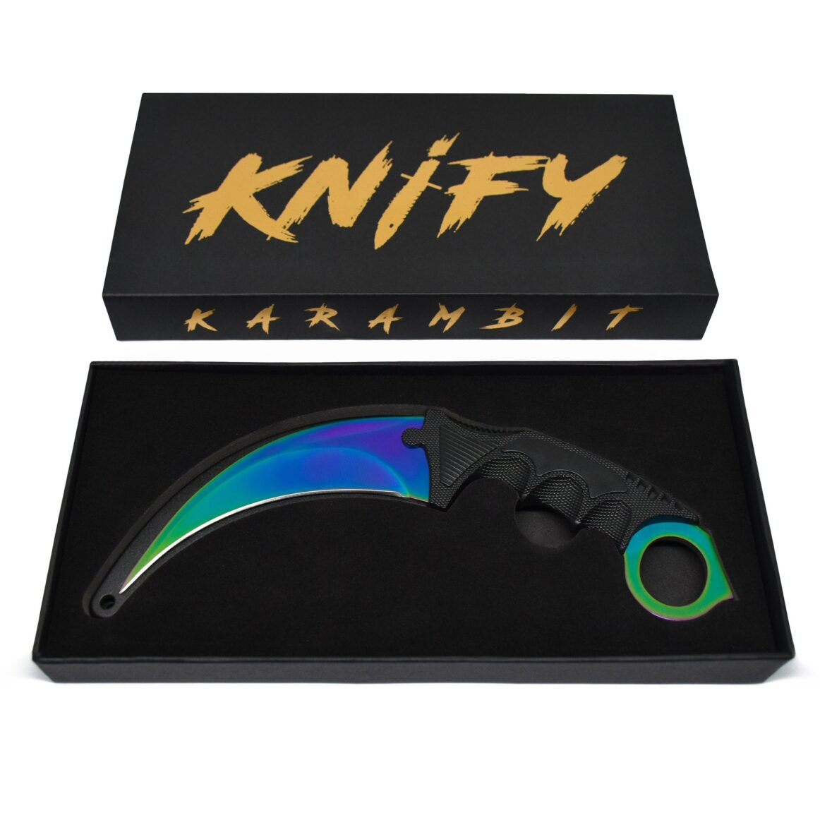Real CS:GO Karambit Fade - IRL CS GO Knife