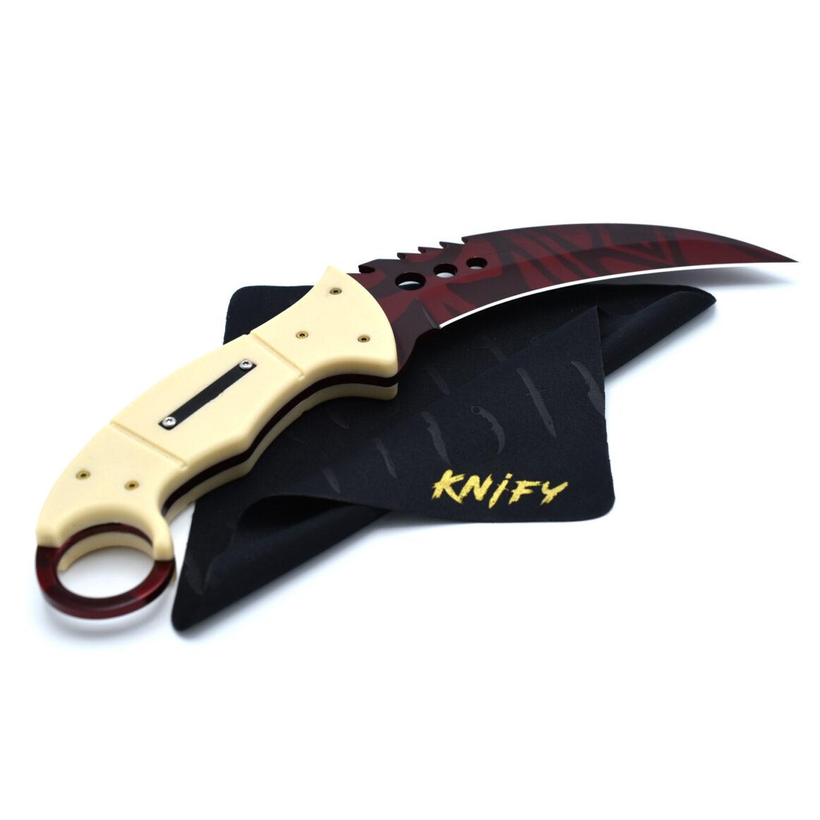 Real CS:GO Talon Slaughter - IRL CS GO Knife