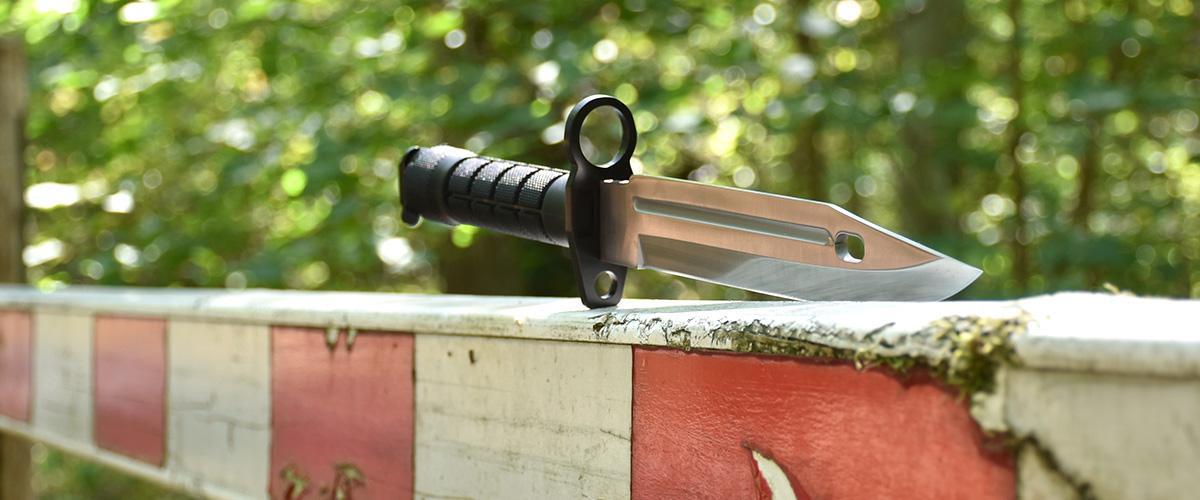 Real CS:GO Bayonet Vanilla - IRL CS GO Knife
