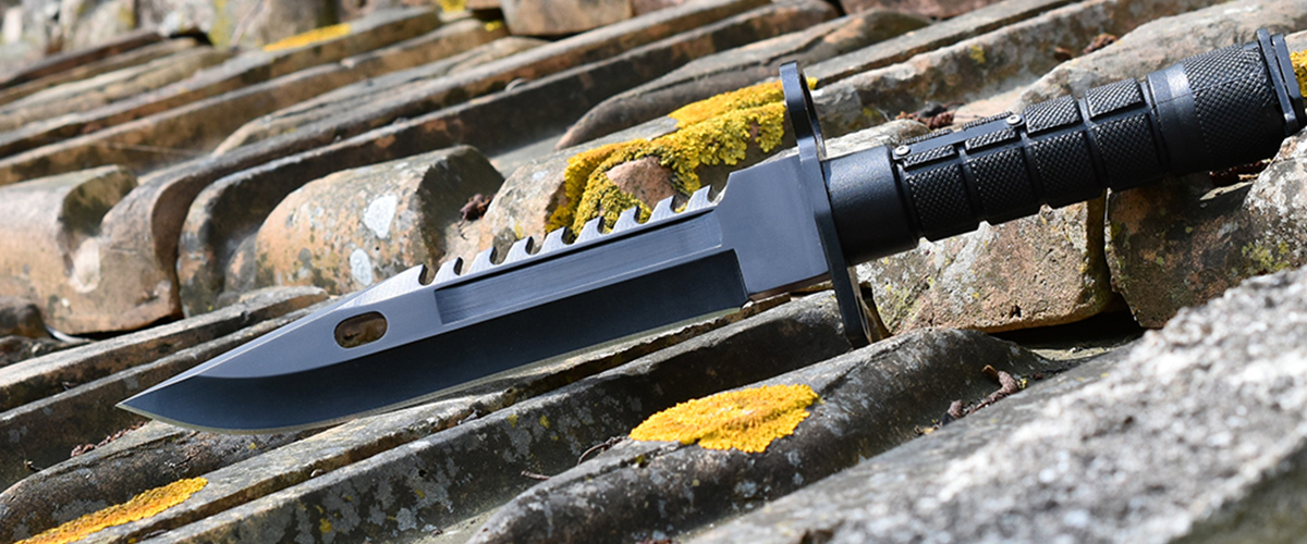 Real CS:GO M9 Bayonet Night - IRL CS GO Knife