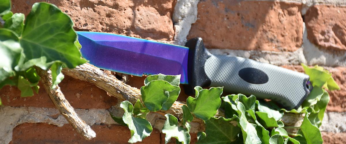 Couteau CS:GO IRL Ursus Fade - Vrai Couteau Ursus Dégradé