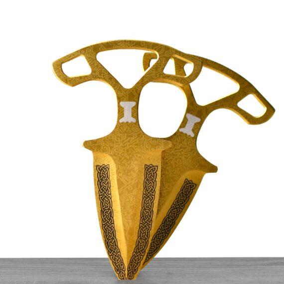 Real CS:GO Shadow Daggers Lore - IRL CS GO Knife