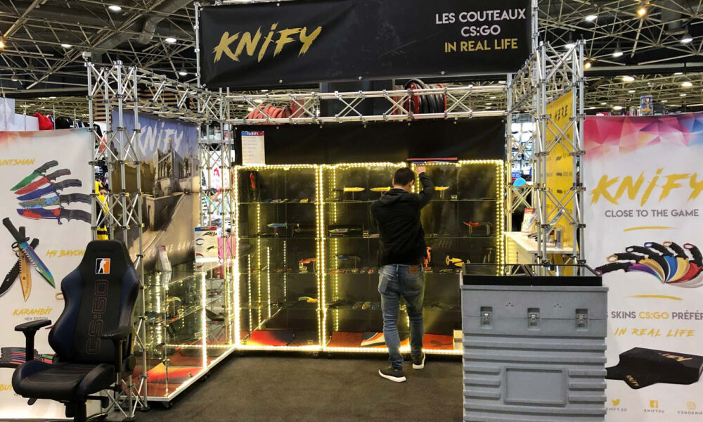 Knify Stand