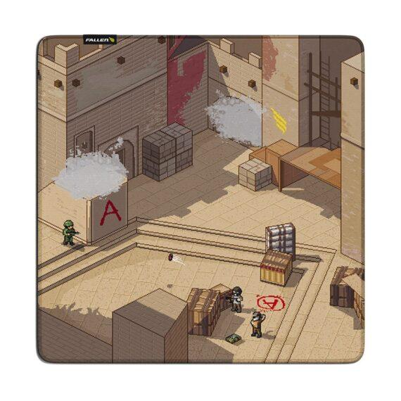 Fallen Mousepad CS:GO Mirage - Tapis de souris Mirage