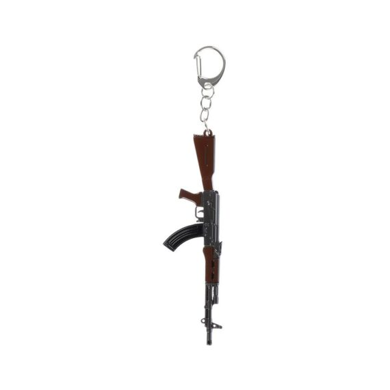 Keychain Gold Dragon AK47 - Schlüsselbund Gold Dragon AK47